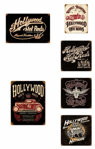 Items in Hollywood Hotrods Signs
