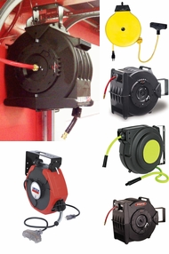 Items in Hose and Cord Reels