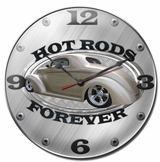HOT ROD BUBBLE Metal Sign
