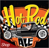 Hot Rod Signs