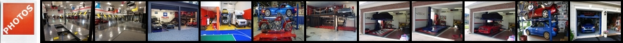 Customer photos of car lifts