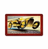 Indianapolis 500 Sign
