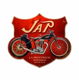 Jap Motorcycle Sign