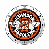 Johnson Metal Clock