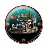 Joy Ride Metal Sign