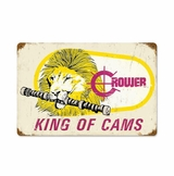 King Of Cams Metal Sign