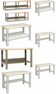 Items in Laminated Workbenches