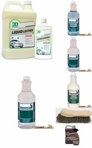 Items in Leather Cleaners