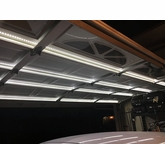 LED Garage Door Lighting