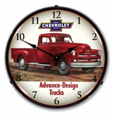 LED Lighted 1954 Chevrolet Truck 2 Clock