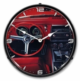 LED Lighted 1967 Camaro Dash Clock