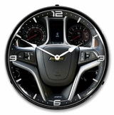 LED Lighted 2013 Camaro Dash Clock