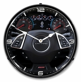 LED Lighted 2017 Camaro Dash Clock