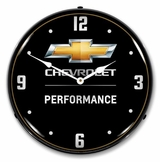 LED Lighted Chevrolet Performance 2 Clock