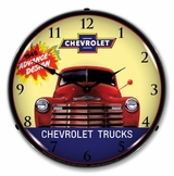 LED Lighted 1948 Chevrolet Truck Clock