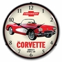 LED Lighted 1959 Chevrolet Corvette Clock