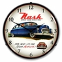 LED Lighted 1950 Nash Clock