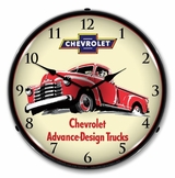 LED Lighted 1953 Chevrolet Truck Clock