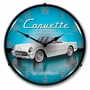 LED Lighted 1953 Corvette Clock