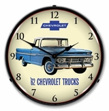 LED Lighted 1962 Chevrolet Truck Clock