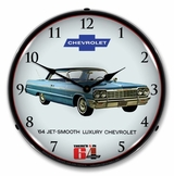 LED Lighted 1964 Impala Clock