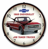 LED Lighted 1968 Chevrolet Truck Clock