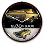 LED Lighted 1970 Buick GSX Clock