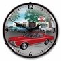 LED Lighted 1967 GTO Clock