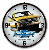LED Lighted 1979 Chevrolet Truck Clock