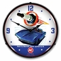 LED Lighted AC Spark Plug Shark Clock