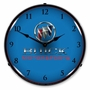 LED Lighted Buick Motorsports Clock