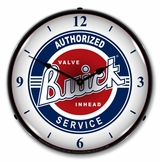 LED Lighted Buick Service Clock