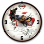 LED Lighted C4 Corvette Tech Clock