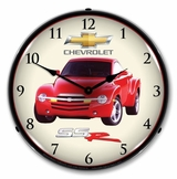 LED Lighted Chevrolet SSR Clock