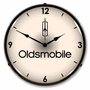 LED Lighted Oldsmobile Clock