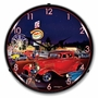 LED Lighted Sammys Playland Clock