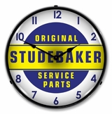 LED Lighted Studebaker Parts Clock
