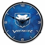 LED Lighted Viper 2nd Gen Clock
