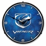 LED Lighted Viper 3rd Gen Clock