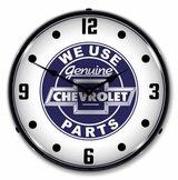 We Use Chevrolet Parts
