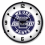 LED Lighted We Use Chevrolet Parts Clock
