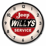 Willys Approved Service