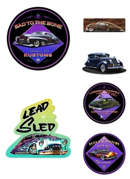 Items in Lowrider Signs