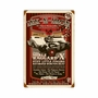 Merle Haggard Metal Sign