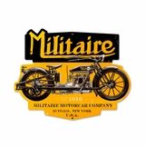Militare Motorcycle Sign