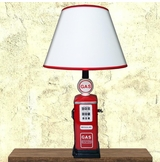 Mini Replica Gas Pump Lamp
