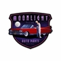 Moonlight Auto Parts Metal Sign