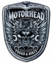 Motorhead Grill Metal Sign