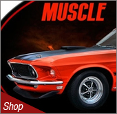 Muscle Car Signs
