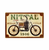 Nittal Steam Cycle Sign